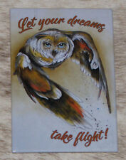 "LEANIN TREE ""Evanescence""~Let Dreams Take Flight #67310 Magnet~Micqaela Jones~"