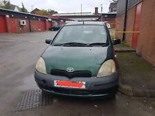 TOYOTA YARIS 1.0 1999-2005 BREAKING FOR SPARE PARTS