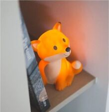 ATELIER PIERRE Ceasar Fox LED Lampe Orange NEU/OVP Fuchs Nachtlicht Leuchte