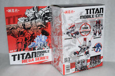 HOT Master Made SDT-01 TITAN Metroplex Mini Autobots Action figure toy in stock
