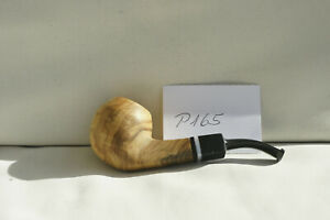 "Olivenholz Pfeife ""P165"" handgefertigt Tabakpfeife Tabak Holzpfeife"