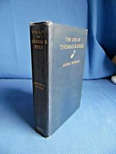 The Life of Thomas Brackett Reed by Samuel W. McCall 1914 1st Edition