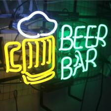 """New Beer Bar Cup Neon Sign 20""""x16"""" Pub Gift Light Lamp"""