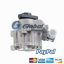 Power Steering Pump w/o Pulley for Audi A6 A6 Quattro 02-04 V6 2.7L 3.0L 21-140