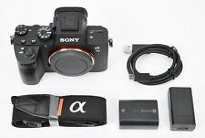 Sony Alpha a7 III 24MP Mirrorless Digital Camera (Body Only) Japanese Version