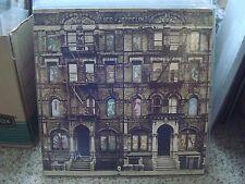 "Led Zeppelin ""Physical Graffiti"" 1975 US ORIGINAL Vinyl (2) Pressing w/ Inserts"