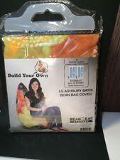 NEW Large Ashbury Batik Bean Bag Factory Chair Adult Size Bean Bag Cover Only