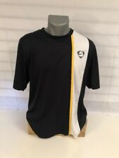 Nike Tempo Navu T Shirt Color Blocked Dri Fit SiZe Medium Mens work out soccer
