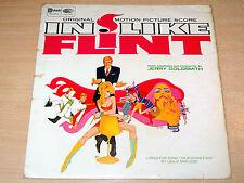 In Like Flint/1967 Stateside Mono Soundtrack LP/Jerry Goldsmith