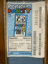 Penguin Party 300 Tickets  Entertainment Only Free Ship USA (48)