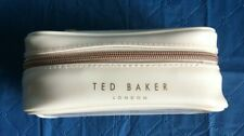 TED BAKER SMALL MAKE UP CASE/BAG WITH DRAW STRING INSIDE AND BOW ON TOP USED