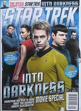 INTO DARKNESS MOVIE SPECIAL  2013 STAR TREK Magazine #45 148 Page Special / NEW