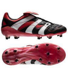 premium selection c20e1 551ce Adidas Predator Accelerator FG Boots Black White Red UK 12.5 US 13 EU 48