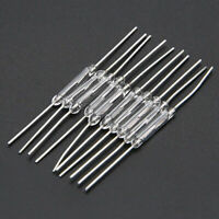 5 x Y213 Reed Switch 10W Normally Open Magnetic Induction Switch 2mm x14mm UK