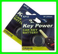 DL2032 CA14 * Pack of 2 Key Fob Battery 3 V CR2032