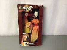 New Star Wars Episode I Hidden Majesty Queen Amidala Hasbro 1998 #27R