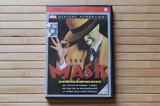 The Mask - Da Zero a Mito - Film DVD - Copertina ITA