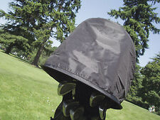 New RainWedge Rain Wedge black rain hood cover for golf bag