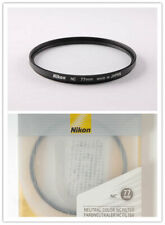 Nikon NC Neutral Color filter protection UV 77mm Camera Photo Accessory