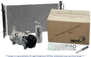 Global Parts Distributors 9622649B A/C Compressor For 05-06 Sebring Stratus