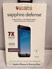 ZAGG Invisible Shield SAPPHIRE DEFENSE Hybrid Glass Protector - IPHONE 8 PLUS