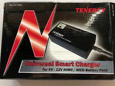 Tenergy Universal Smart Charger for 6V - 12V NiMh / NiCd Batteries