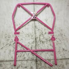 2014 PORSCHE 911 GT3 991 GMG LMS HARNESS BAR PINK ROLL CAGE BEAM FRAME SET OEM