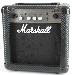 Marshall MG10CF 10W 1x6.5 Guitar Combo Amp #R9187