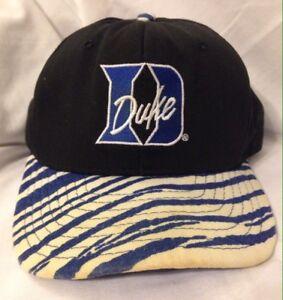 NCAA Duke Blue Devils 5950 Black And White