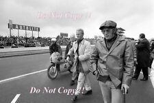 Steve McQueen Le Mans Film Ritratto Fotografia 1971 29