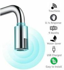 Touchless Automatic Faucet Motion Sensor Adapter Tap Autowater Kitchen Bathroom