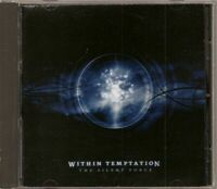 WITHIN TEMPTATION The Silent Force  CD ALB GOTHIC ENHANCED