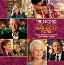 The Second Best Exotic Marigold Hotel [Original Soundtrack] by Thomas Newman (CD