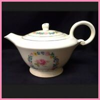 VINTAGE EDWIN M. KNOWLES CHINA CO TEAPOT - BEAUTIFUL