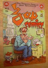 ZAP Comics #8 underground comix First printing R. CRUMB Spain Robert Williams
