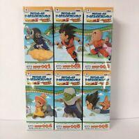 DRAGON BALL Z WCF World Collectable Figure Memorial Parade Goku Vegeta Piccolo