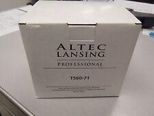 NEW 70v 100v line speaker distribution Transformer Altec Lansing T560-71 60W