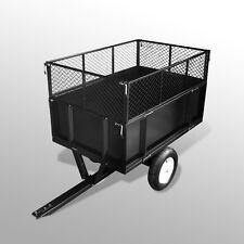 Remorque Tondeuse Tracteur de jardin Poids 300 kg  Dimensions 105x78x34cm