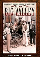The Big Valley: The Fourth and Final Season (Season 4) (6 Disc) DVD NEW