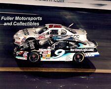 JEFF BURTON WINS AT RICHMOND JIMMY SPENCER 2000 NASCAR BUSCH SERIES 8X10 PHOTO