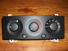 1999-2004 JEEP GRAND CHEROKEE HEATER CLIMATE CONTROL UNIT HVAC LIMITED LAREDO