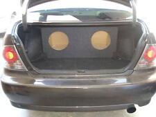 Zenclosures Lexus Is300 Sub Box Subwoofer Enclosure New