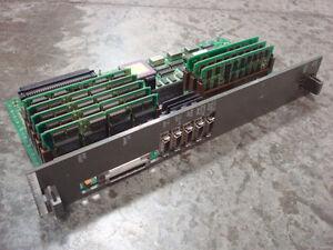 USED Fanuc A16B-2200-0841/05D Main CPU Processor Board