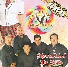 FREE US SHIP. on ANY 2+ CDs! ~Used,Good CD La Nobleza de Aguililla: Mentalidad d