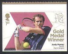 GB 2012 Olimpiadas/Deportes/ganadores de medalla de oro/tenis/Andy Murray 1 V (n35652)