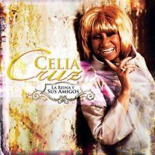 CELIA CRUZ - LA REINA Y SUS AMIGOS [CD]
