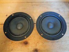 2 Altec Lansing Mitteltöner Haut-parleur modèle 83 Acoustique Suspension Système