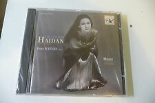 DELPHINE HAIDAN MEZZO SOPRANO PETER WATERS PIANO CD NEUF MOZART SCHUBERT STRAUSS
