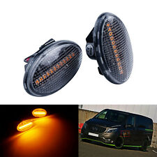 Für Mercedes A Vito V-Klasse W168 W639 W447 Smart Blinker Seitenblinker Gelb L+R