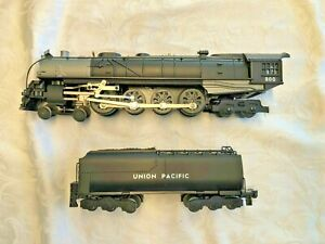 American Flyer by LTI #48047 4-8-4 Northern Steam Engine - Union Pacific! L@@K